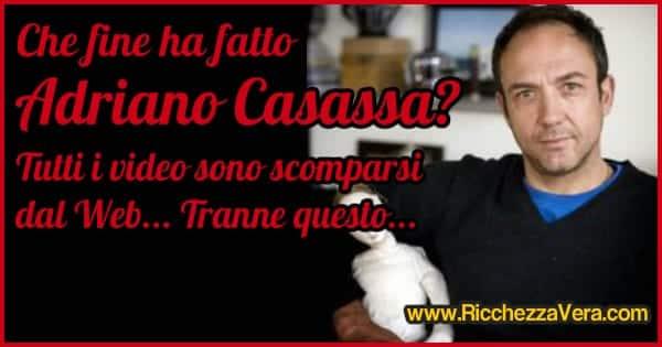 Adriano Casassa chiambretti night