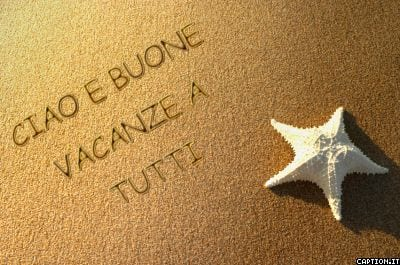 buone vacanze! - ricchezzaVera.com
