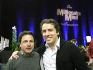 Maurizio Fiammetta e Josè Scafarelli