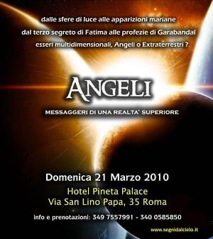 Angeli, Messaggeri di una realtà superiore