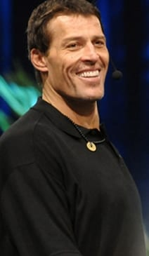 Anthony Robbins in giro per l'Italia?