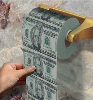 Il denaro è la radice di tutti i mali