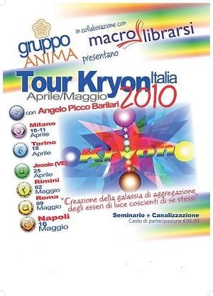 Kryon Italia Tour