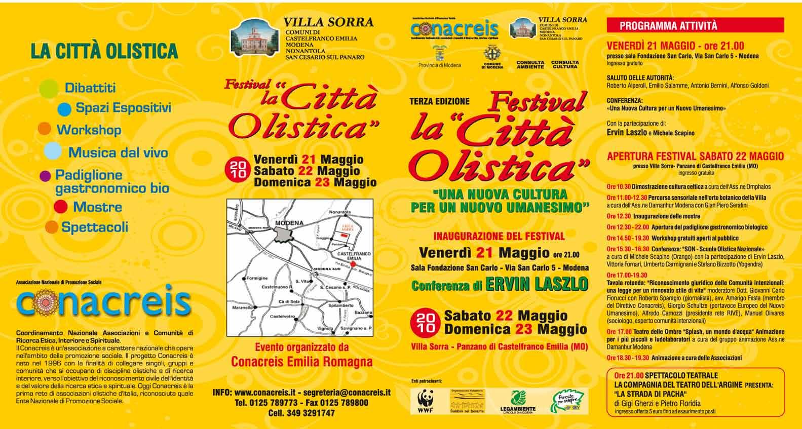Festival della Città Olistica