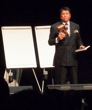 Robert-Kiyosaki-Rich-Dad-Tour-2010-Londra Recensione