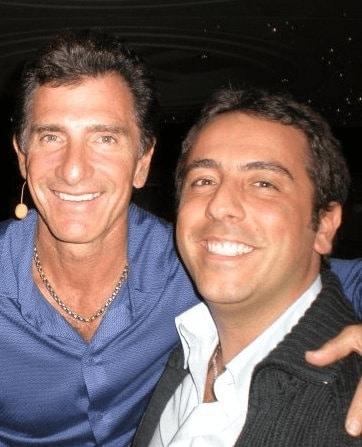 T Harv Eker in Italia - Josè Scafarelli e T Harv Eker