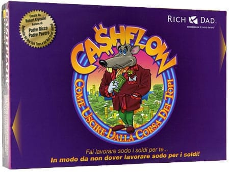 Cashflow-101-il-gioco-in-italiano-di-Kiyosaki-RicchezzaVera