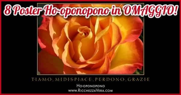 Hooponopono poster