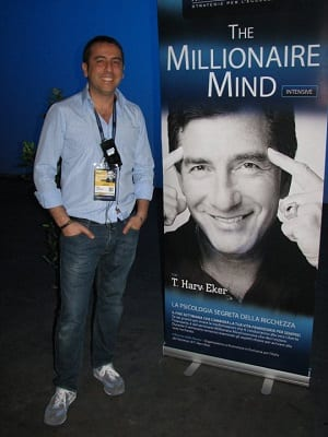 Millionaire Mind Intensive Josè Scafarelli