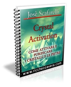 Come Attivare e Purificare i Cristalli e le Pietre - Crystal Activation