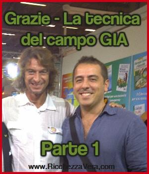"""Fabio Marchesi Video """"Grazie – La tecnica del campo GIA"""" in DVD (parte 1)"""