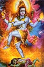 Shiva e la danza cosmica