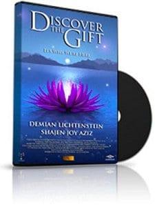 DVD case ecover Discover the Gift DVD ita - Scopri il Dono che è in Te -www.RicchezzaVera.com