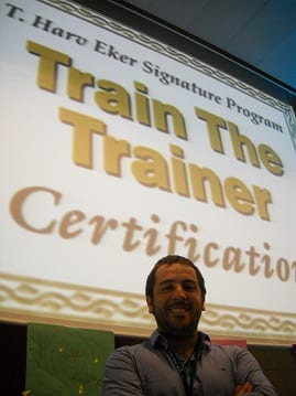 Train The Trainer Certification di T Harv Eker - Resoconto