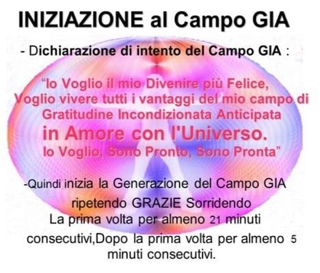 Fabio Marchesi Grazie - La Tecnica del Campo GIA