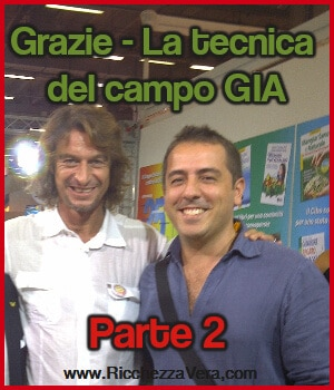 Fabio Marchesi Video Grazie - La tecnica del campo GIA in DVD (parte 2) 300x315