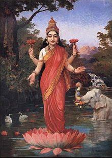 Lakshmi Cornucopia, significato