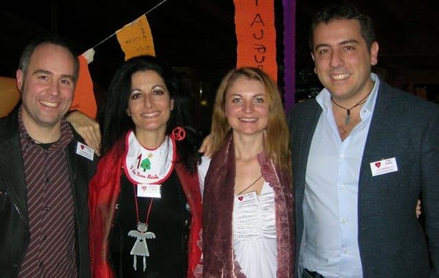 Corso di Formazione Leonardo di Paola, Viviana Taccione, Ana Maria Ghinet, Josè Scafarelli