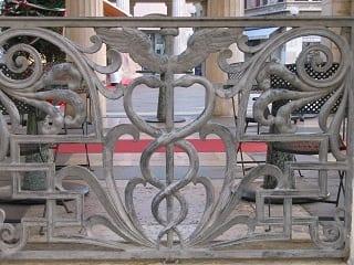 Caduceo del Tempio Egizio (Padova)