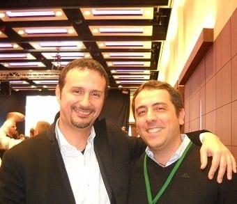 Girolamo Portacci e Josè Scafarelli