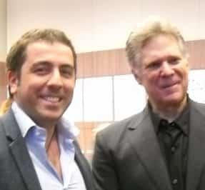 'Padre Ricco' Keith Cunningham e Josè Scafarelli
