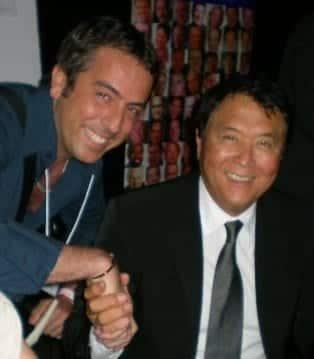 Robert Kiyosaki e Josè Scafarelli