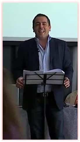 Jose Scafarelli stand