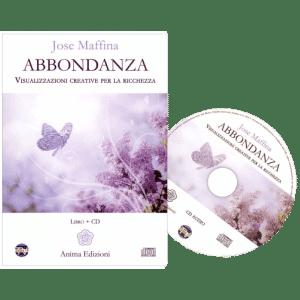 Jose Maffina Abbondanza - Visualizzazioni creative per la Ricchezza (CD Audio)