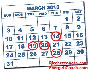 7 Conferenze con Ricchezza Vera
