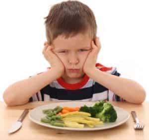 Alimentazione illuminata vegano non contento