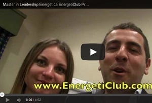 Master in Leadership Energetica: il video dell'Evento