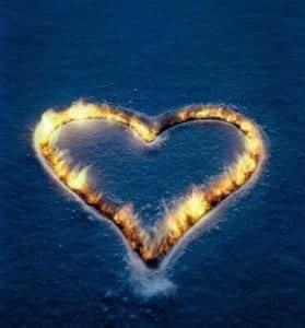 Legge di Attrazione Amore cuore