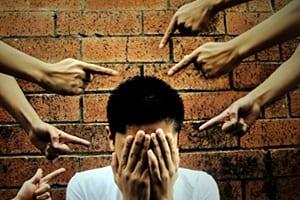 Come superare la paura e la vergogna senso di colpa