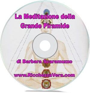meditazione guidata grande piramide CD