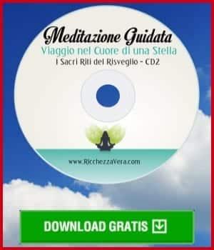 Meditazione guidata: Viaggio nel cuore di una Stella – I sacri riti del Risveglio (2 di 3)