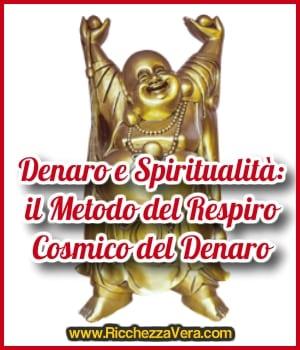 Denaro e Spiritualità: il Metodo del Respiro Cosmico del Denaro