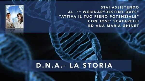 DNA 1 – La Storia