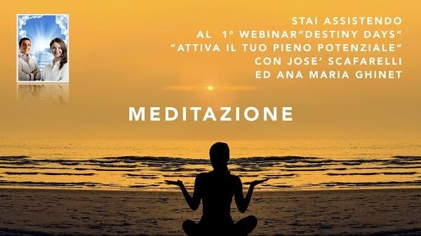 Meditazione Visualizzazione Creativa