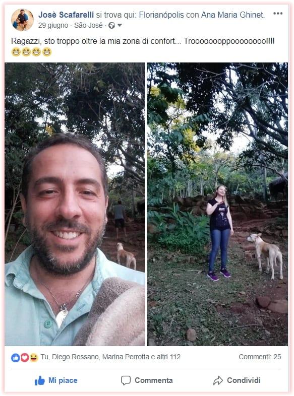 Nuovi Insegnamenti Denaro Ritiro Foresta Sciamani Curanderi Brasile 1