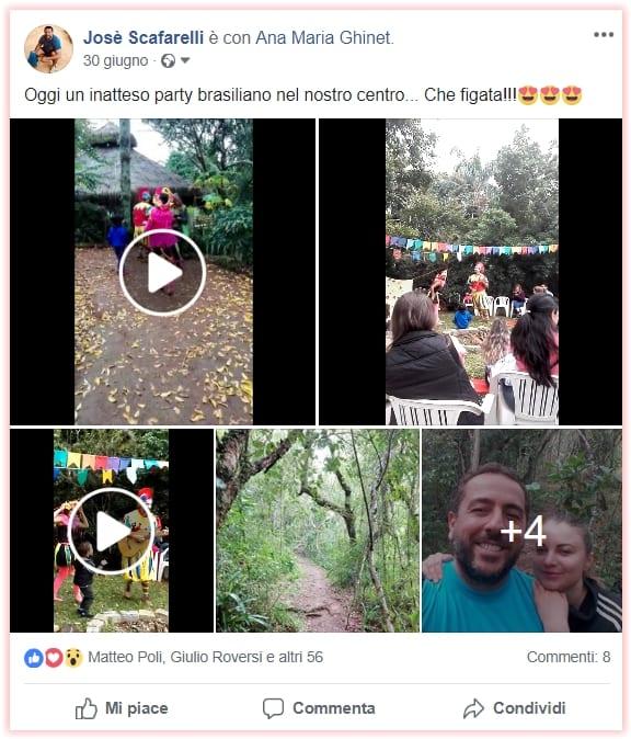 Nuovi Insegnamenti Denaro Ritiro Foresta Sciamani Curanderi Brasile 3