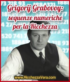 Grigorij Grabovoj: sequenze numeriche per la Ricchezza