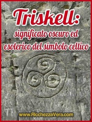 Triskell: significato oscuro ed esoterico del simbolo celtico