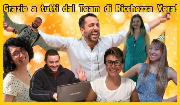 Team Ricchezza Vera