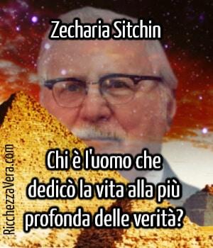 Zecharia Sitchin: chi è l'uomo che dedicò la vita alla più profonda delle Verità