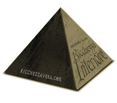 piramide della ricchezza vera